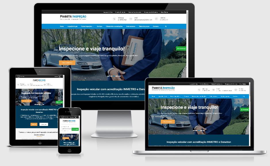Site para empresas
