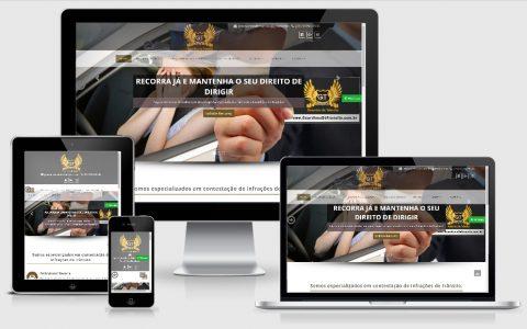 Sites para escritórios e consultorias