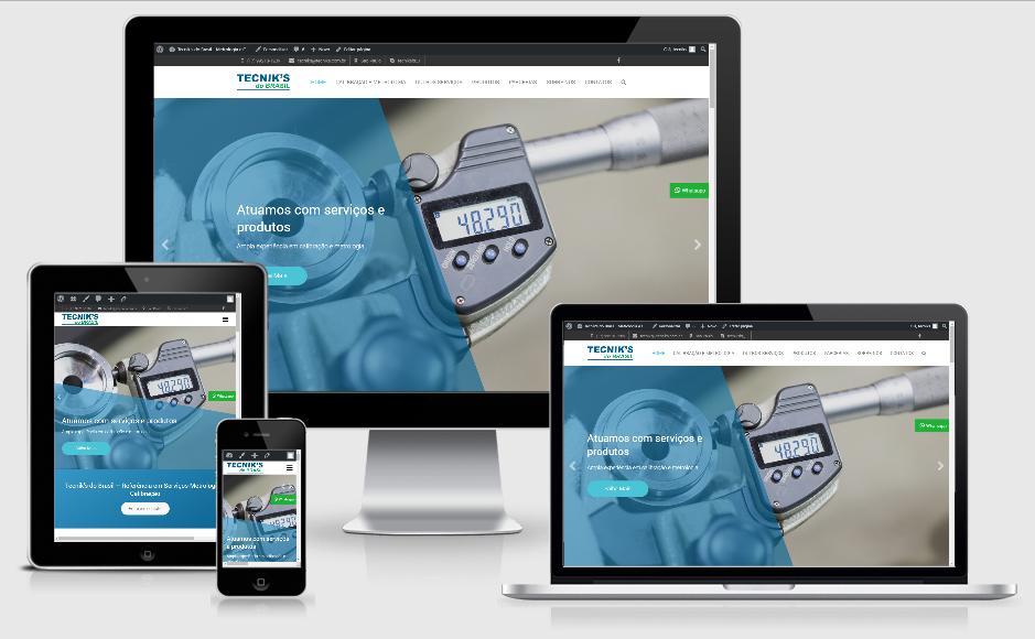 Sites para empresa de serviços