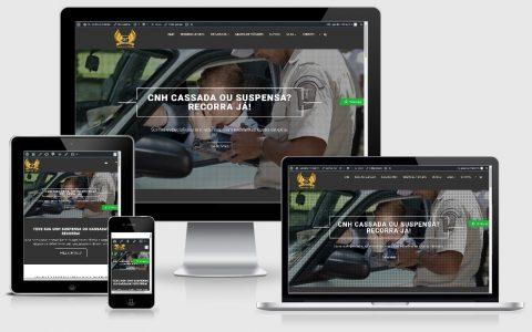 Site para empresas de serviços
