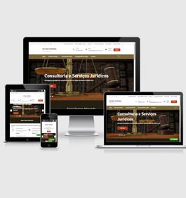 Sites para advogados, artistas e profissionais liberais